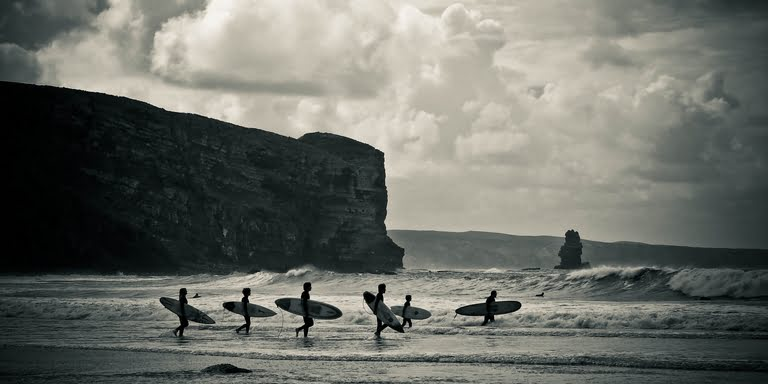 Wild Atlantic Websites - be seen by surfers